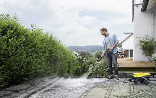 The Best Pressure Washer for 2021